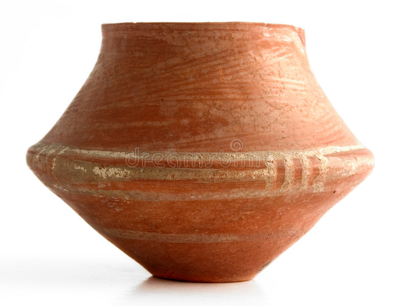 Download Antique Container Stock Image - Image: 1236221