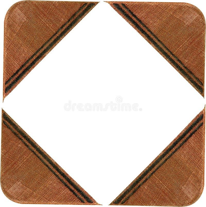 Download Antique corners -- linen stock image. Image of anniversary - 303907