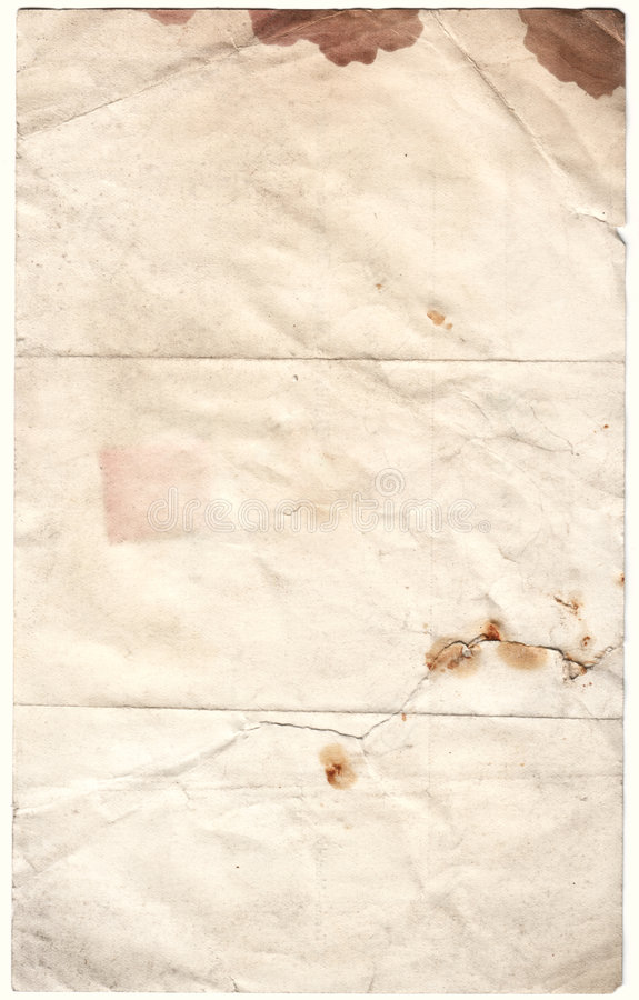 Antique Decayed Paper (inc cli royalty free stock photos