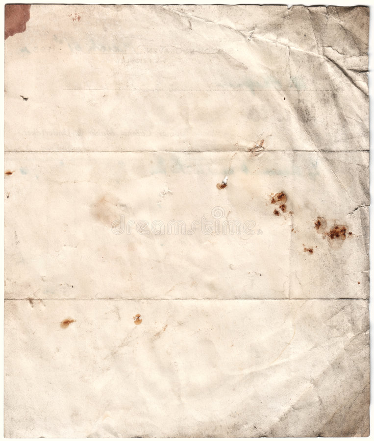 Antique Decayed Paper (inc cli stock images