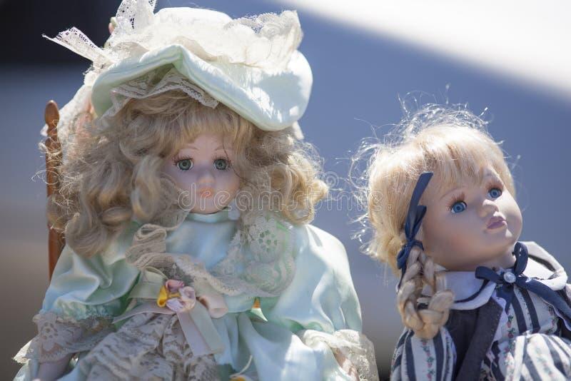 Download Antique Dolls For Nostalgia Stock Image - Image: 31599253