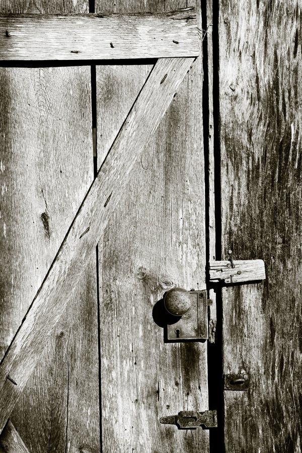 Antique Door stock photos