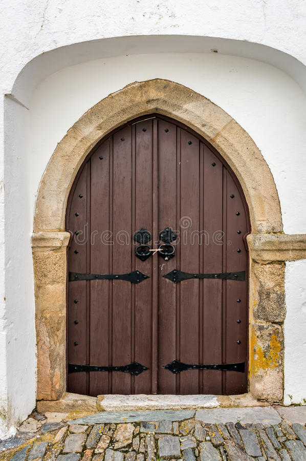 Download Antique door stock photo. Image of pattern, aged, brown - 31246190