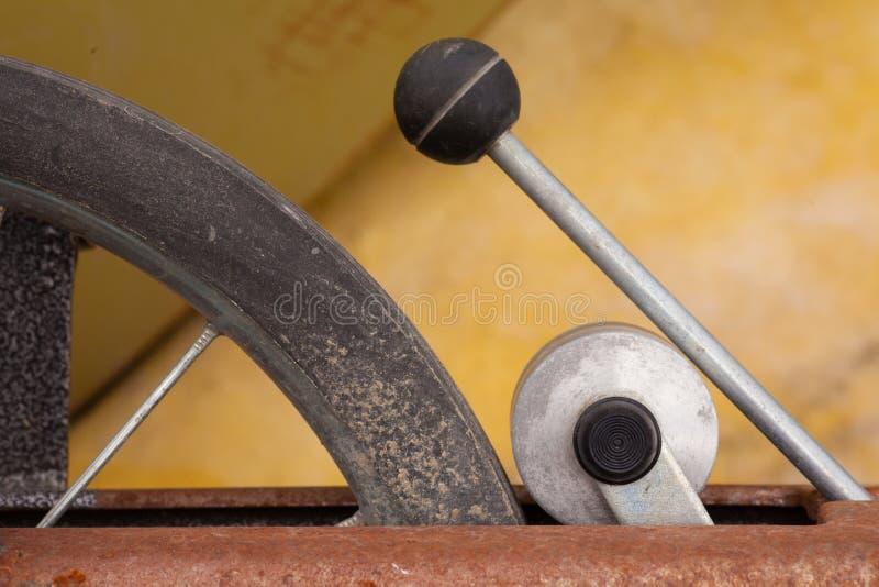 Download Antique exercise bike stock photo. Image of broken, revolve - 16197686