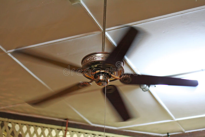 Antique fan royalty free stock photography