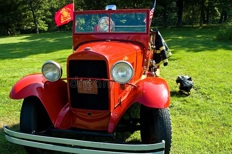 Antique Firetruck - 2