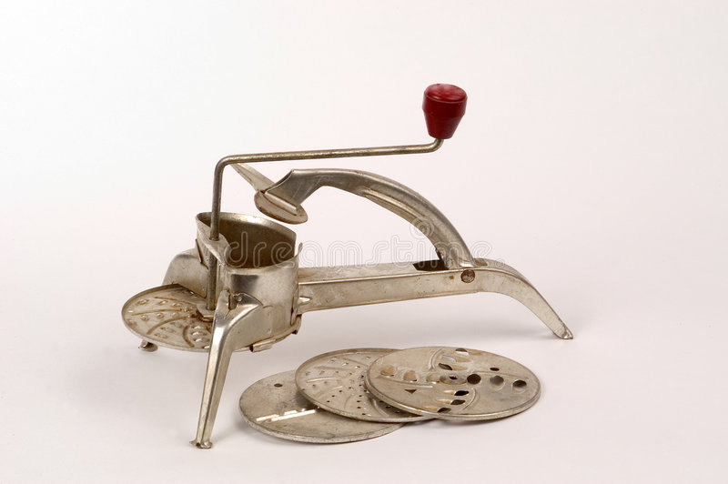 Download Antique food processor stock image. Image of crank, cutting - 8373