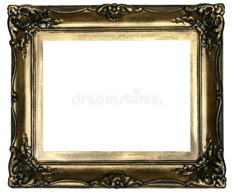 Download Antique frame #2 stock photo. Image of band, decorated - 236274