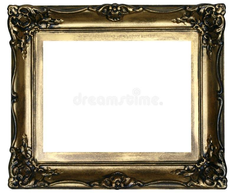 Antique frame #2 stock images