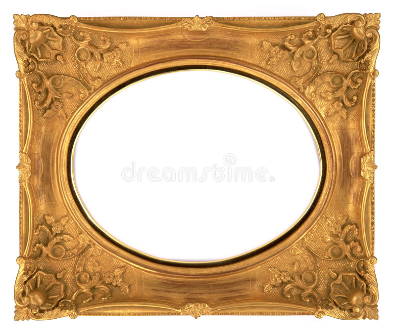 Download Antique Frame-22 Royalty Free Stock Photography - Image: 2734667