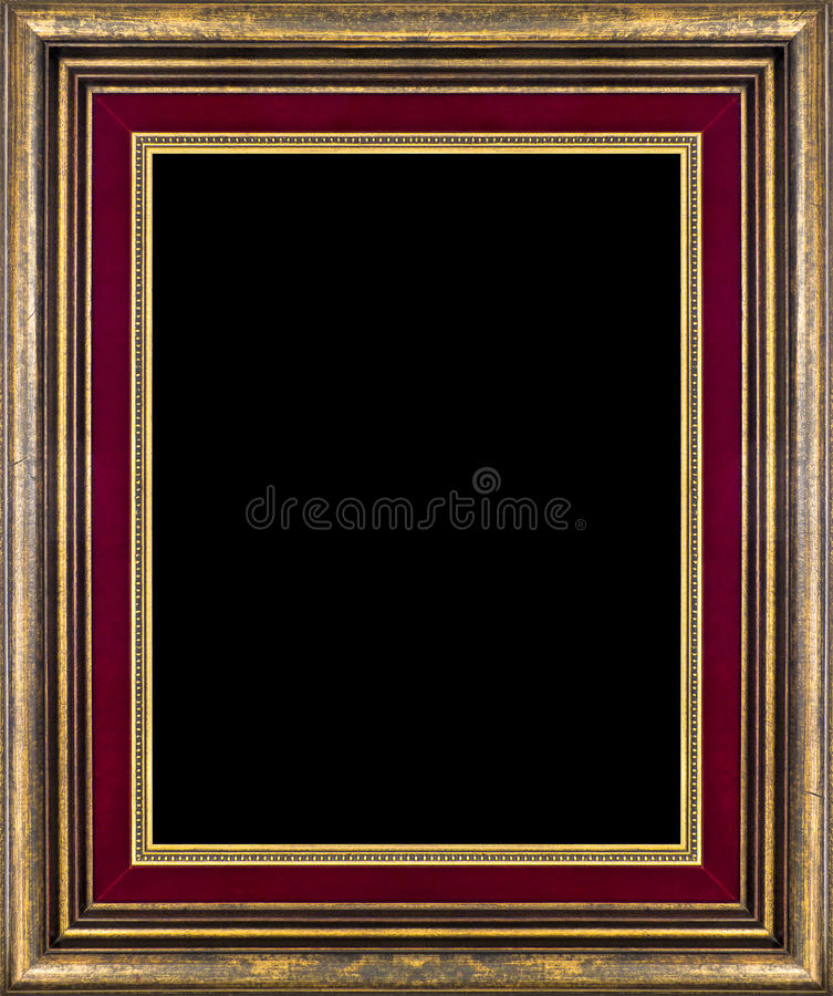Download Antique Frame stock photo. Image of picture, background - 22118770