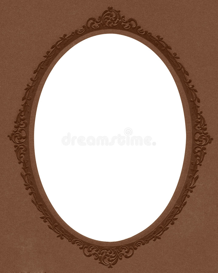 Antique frame royalty free stock image