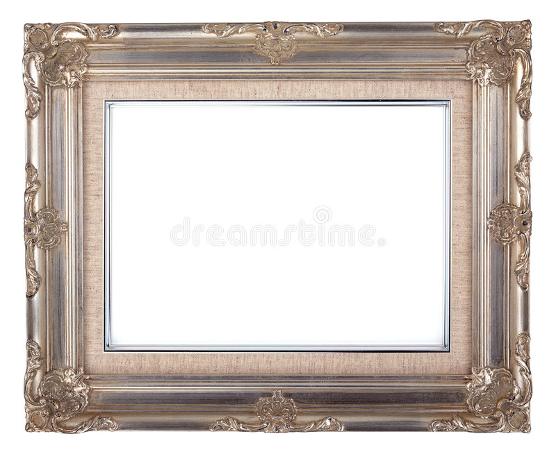 Download Antique Frame-6 stock photo. Image of gallery, deco, home - 2493602