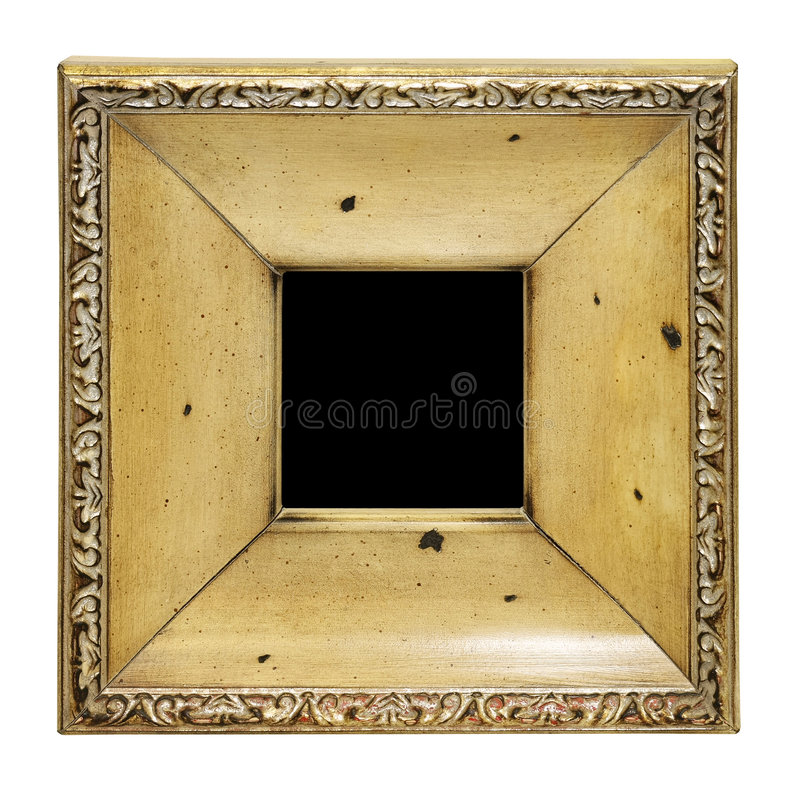 Download Antique frame stock photo. Image of isolated, picture - 6364022