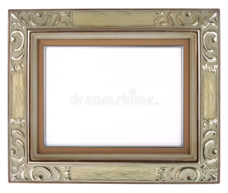 Download Antique Frame-9 stock image. Image of decorate, culture - 2734477