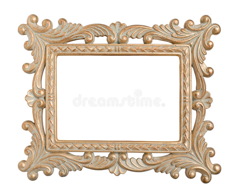 Download Antique Frame stock image. Image of photograph, element - 37144273