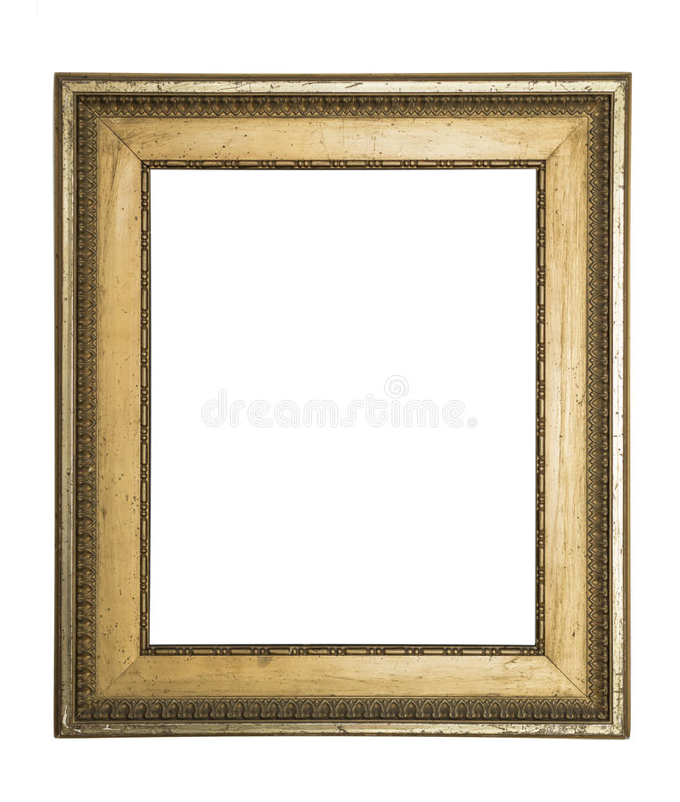 Download Antique Golden Frame Royalty Free Stock Photo - Image: 38445155