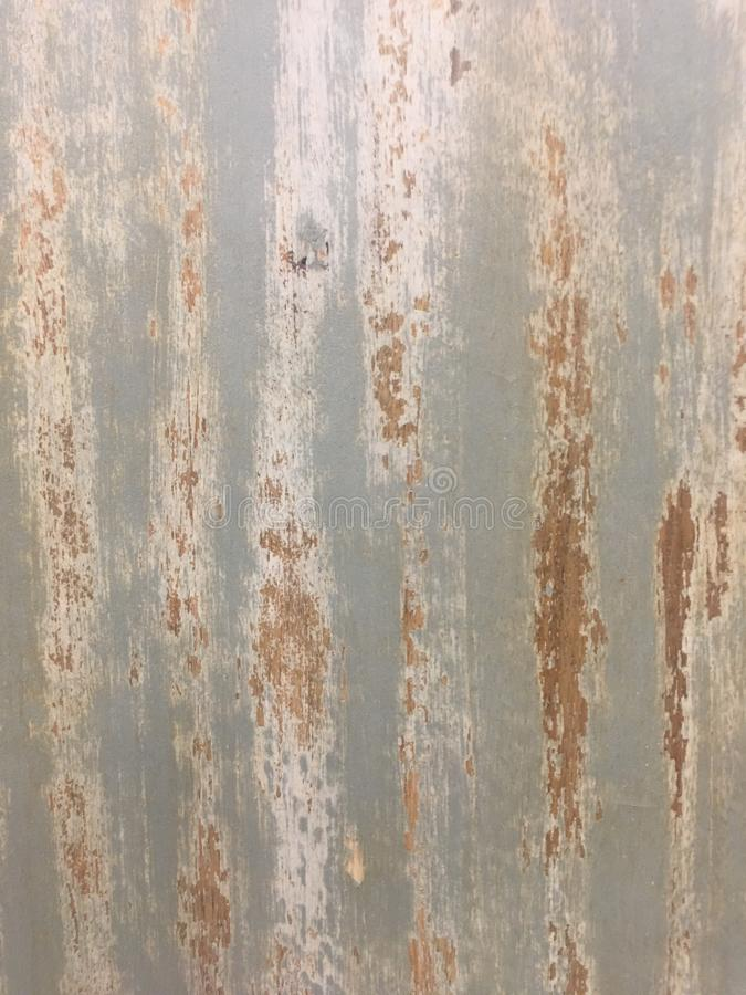 Antique grungy painted shabby wood background texture. Antique shabby grungy wood background texture with slats stock images
