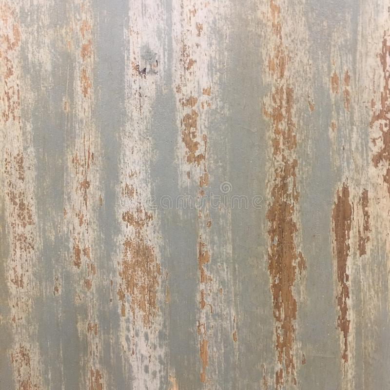 Antique grungy painted shabby wood background texture royalty free stock images
