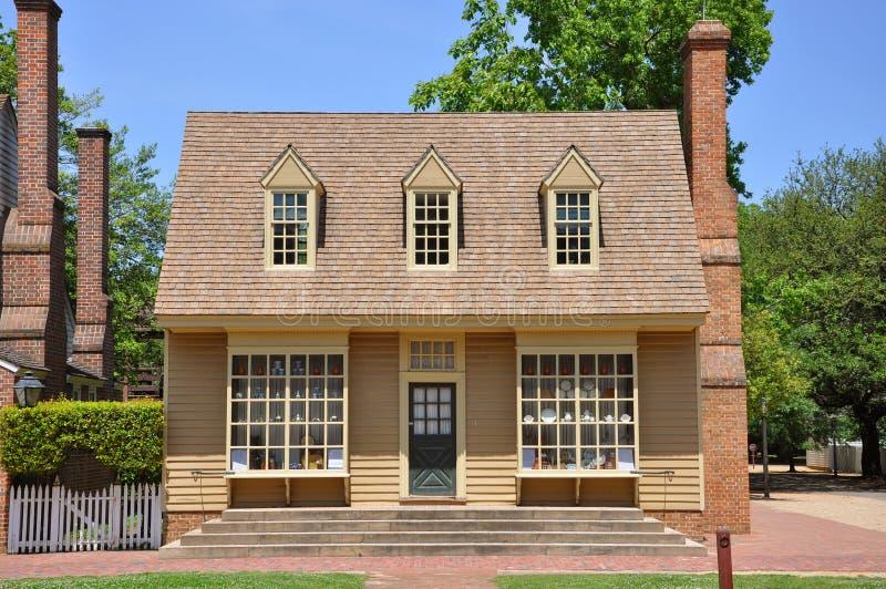 Download Antique William Pitt Store In Williamsburg, VA, USA Stock Photo - Image of state, antique: 24700722