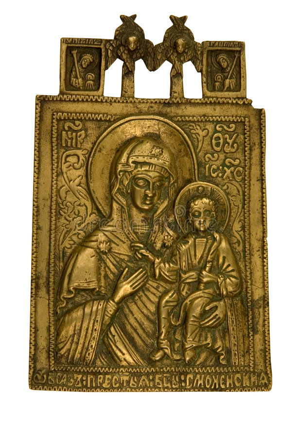 Download Antique icon stock photo. Image of paint, christ, icon - 1484000