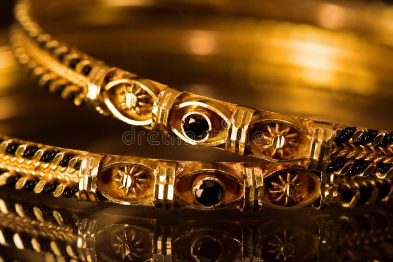 Antique jewelery stock photo