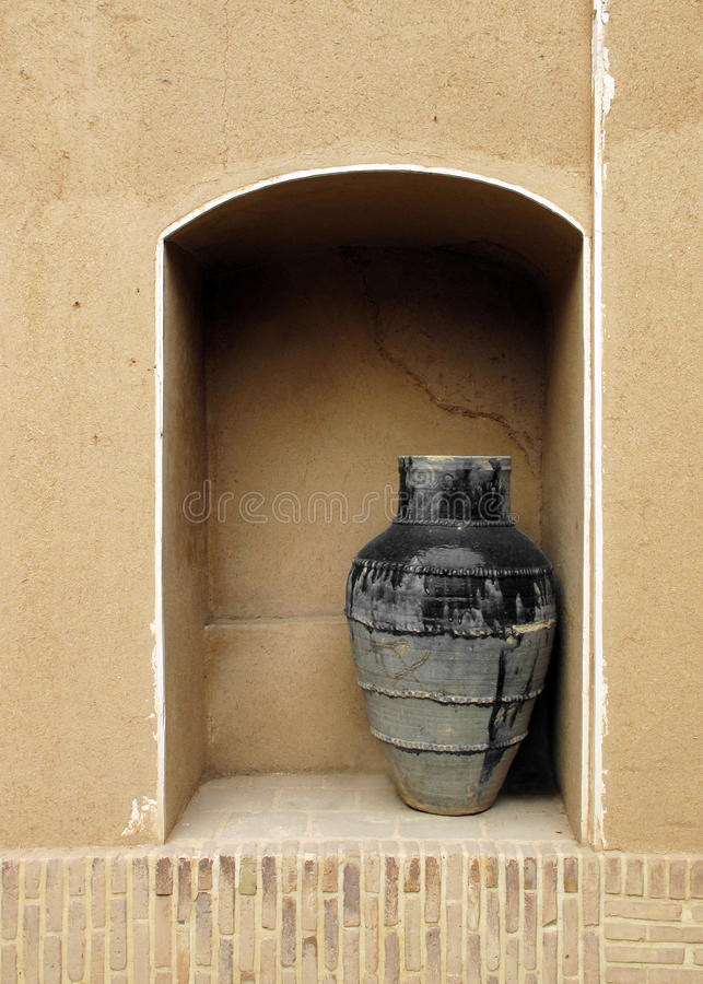 Download Antique jug stock photo. Image of background, earthenware - 14653752