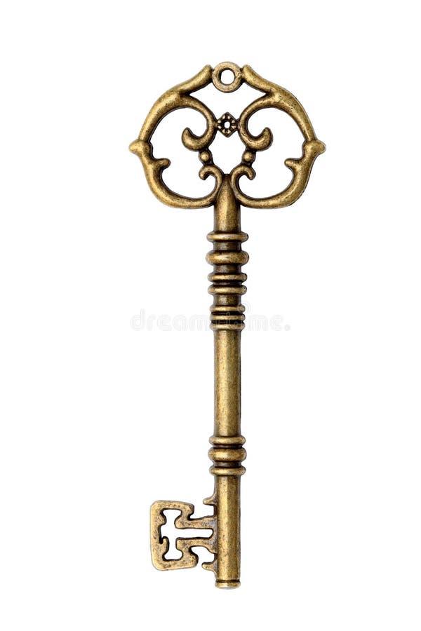 Download Antique key stock photo. Image of iron, closeup, door - 25183468