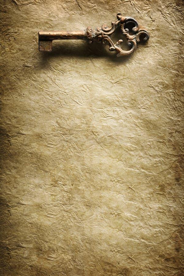 Download Antique Key Stock Image - Image: 5235521