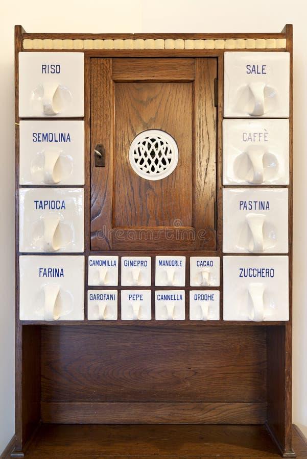 Free Antique Kitchen Cabinet Stock Photos - 28247893