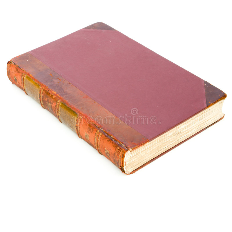 Free Antique Leather Book Royalty Free Stock Photography - 6475597