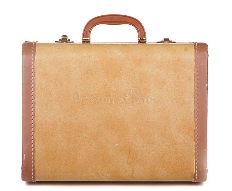 Antique luggage or suitcase