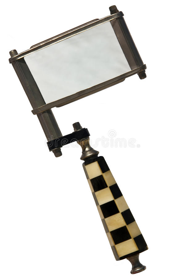 Free Antique Magnifying Glass Royalty Free Stock Images - 16146069