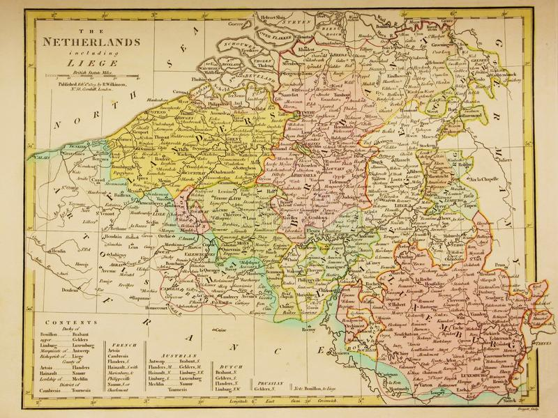 download antique map of belgium and luxembourg editorial stock photo image of antique 1809