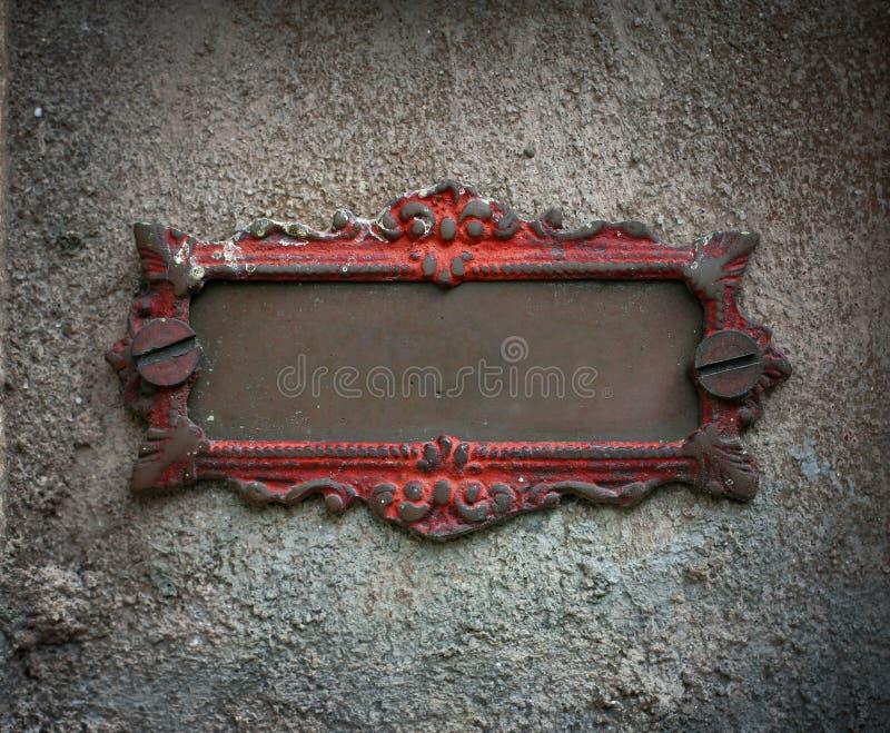 Download Antique Metal Frame Stock Photos - Image: 29117383