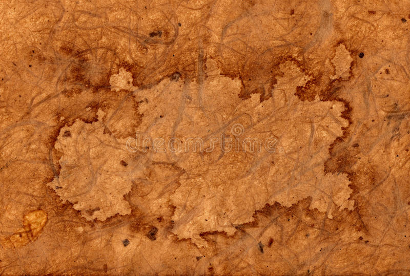 Antique old pirate map background stock images