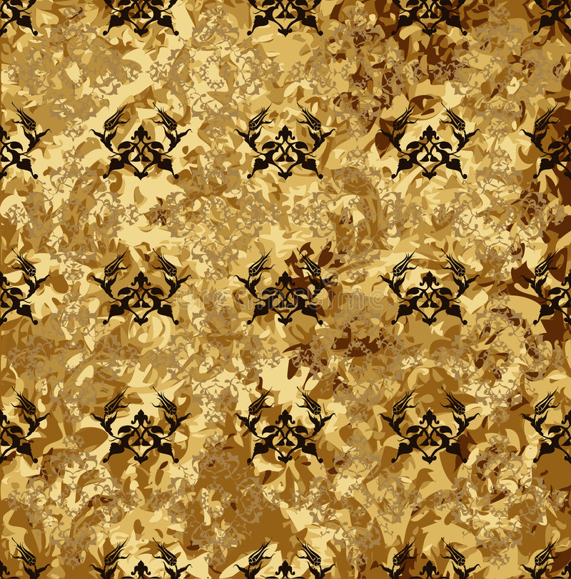 Download Antique Ottoman Grungy Wallpaper Design Royalty Free Stock Photos - Image: 9029018
