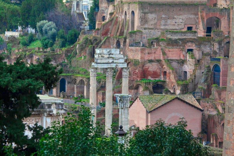 Antique Palatina Hill immagine stock libera da diritti