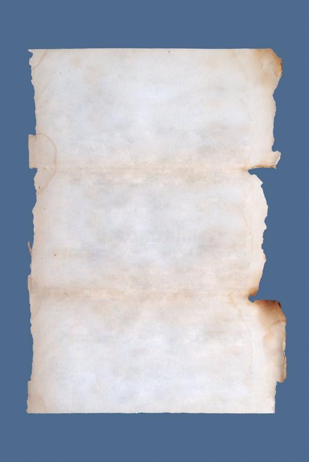 Antique Paper stock image