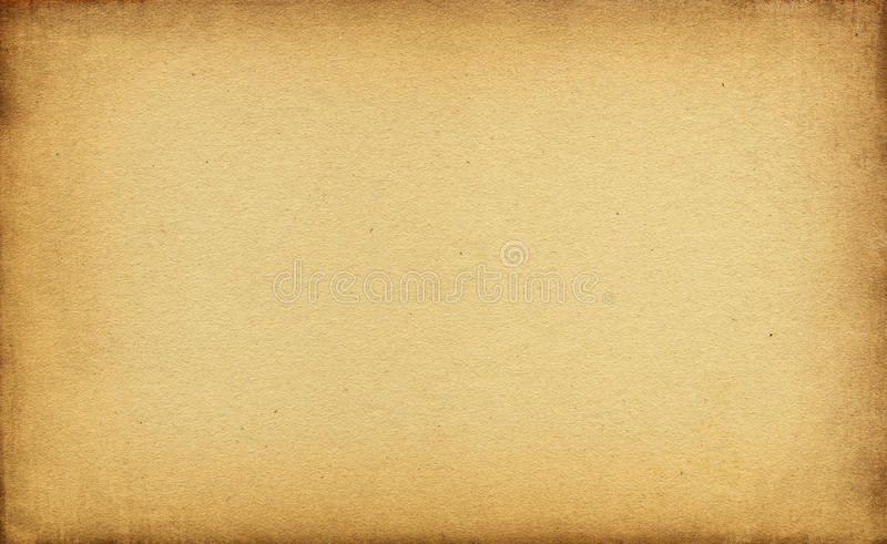 Antique paper high detailed background. royalty free stock photography