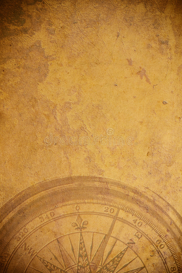 Antique paper texture stock image