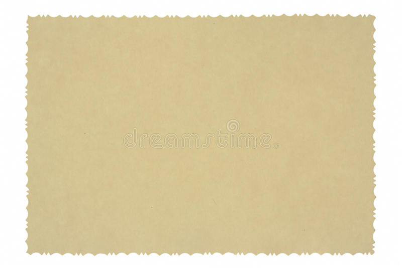 Download Antique Photo Border stock image. Image of aged, print - 10061035