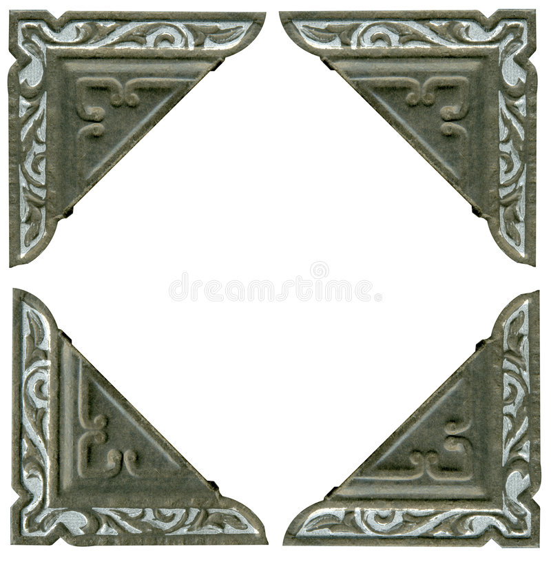Download Antique Photo Corners From Early 1900's Stock Image - Image: 303899