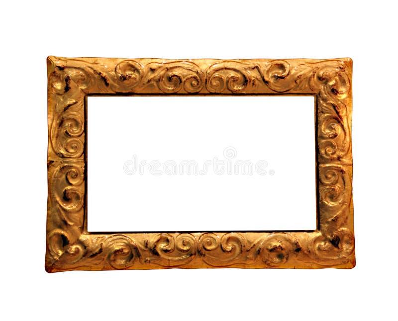 Antique Photo Frame Royalty Free Stock Photo