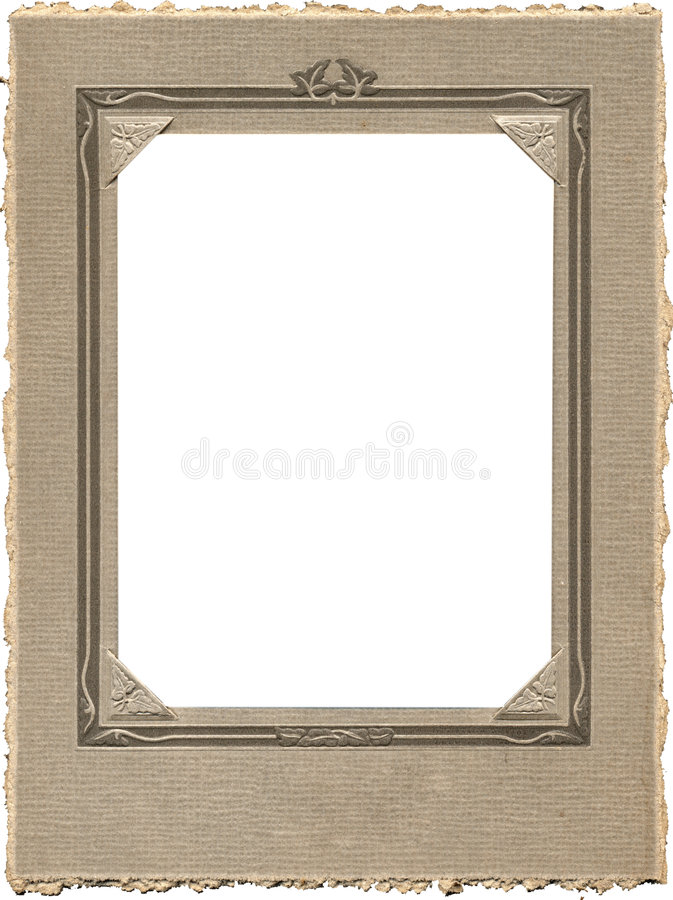 Download Antique Photo Frame Royalty Free Stock Photos - Image: 356198
