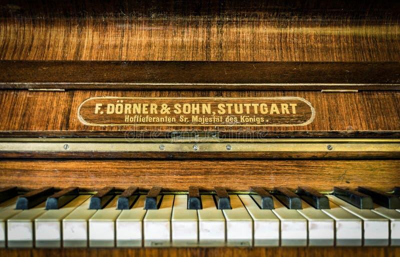 Antique Piano Free Public Domain Cc0 Image