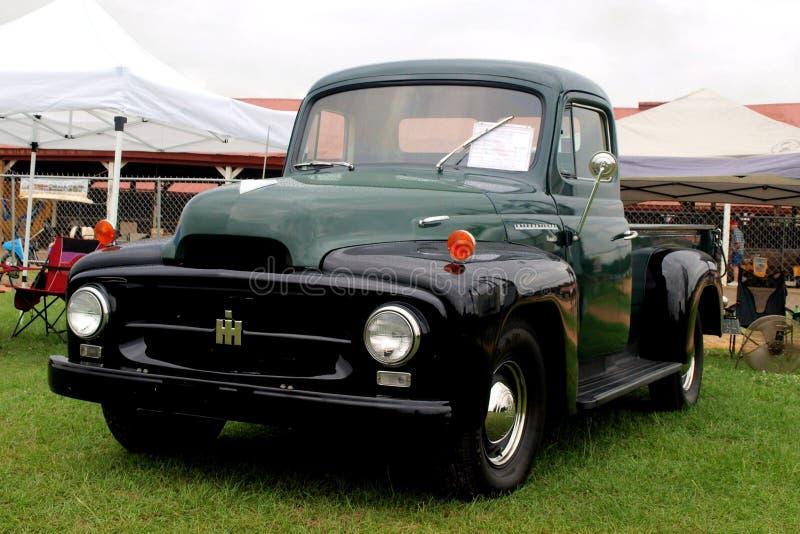 International Harvester Pickup Truck royalty free stock image