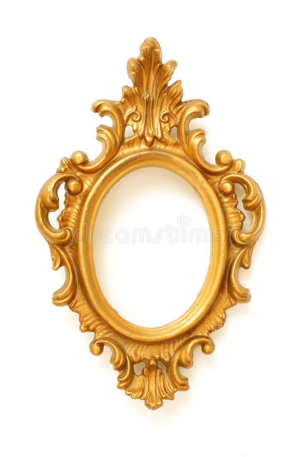Free Antique Picture Frame Royalty Free Stock Photo - 10529965