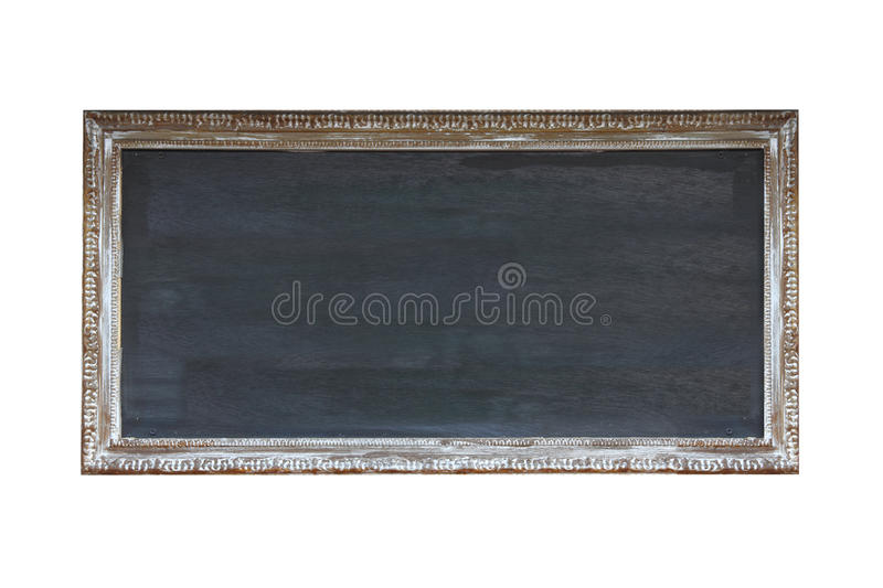 Download Antique picture frame stock image. Image of wooden, white - 17318209