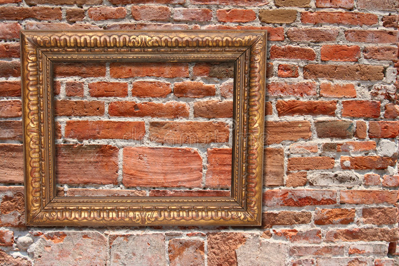 Download Antique picture frame stock image. Image of backdrop, rustic - 8620799
